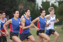 Cross Country at Sydney High 4