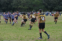 Rugby at Sydney High 1