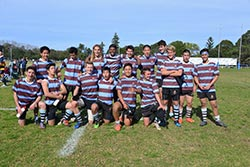 Rugby at Sydney High 2
