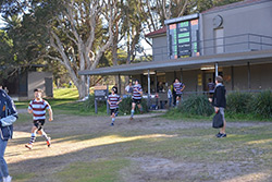 Rugby at Sydney High 4