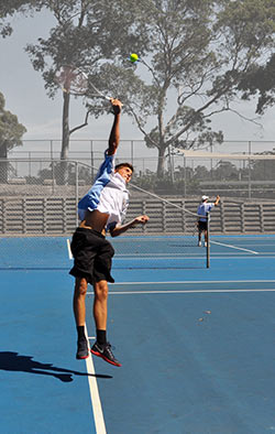 Tennis at Sydney High