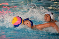 Water Polo at Sydney High 2