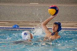 Water Polo at Sydney High 4