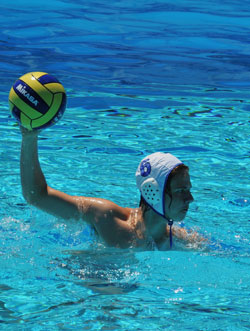 Water Polo at Sydney High 1